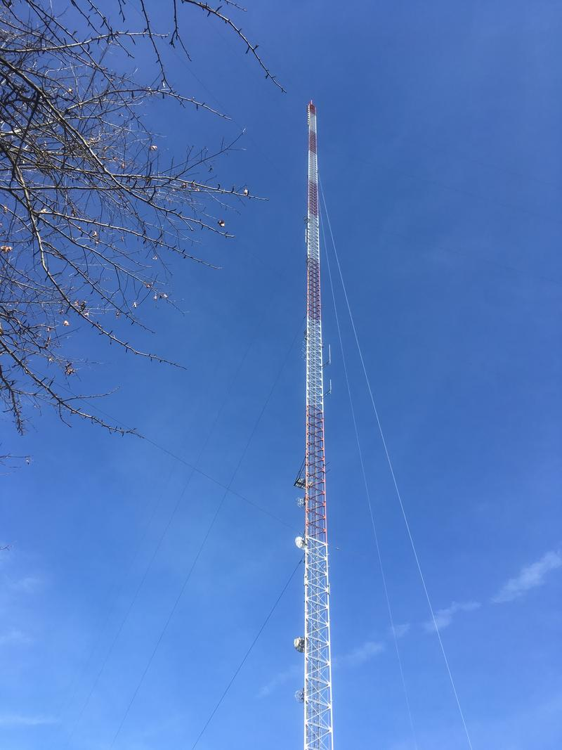 WKAR Tower photo