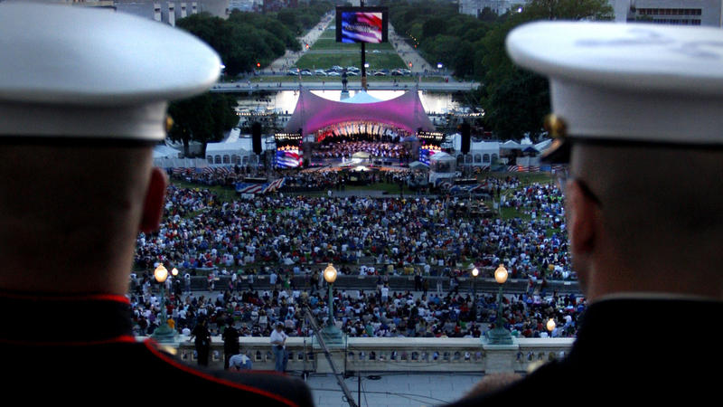 PBS unites the nation with the NATIONAL MEMORIAL DAY CONCERT an evening that has become an American tradition.