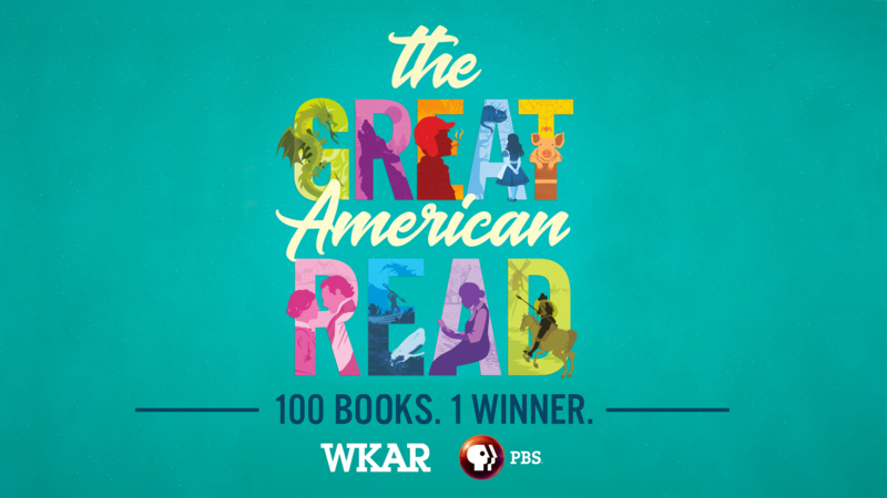 The Great American Read: 100 Books. 1 Winner.