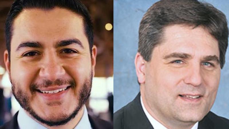 Abdul El-Sayed, Patrick Colbeck