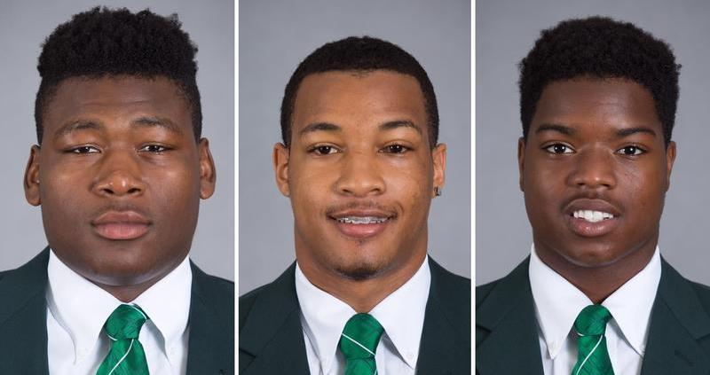 Ex MSU Football Players Accused of Sexual Assault