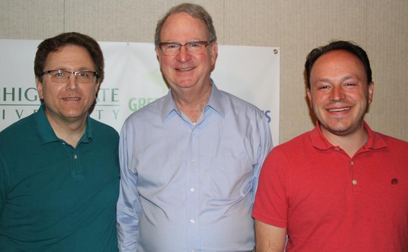 Arnold Weinfeld, Charles Ballard, Matt Grossmann