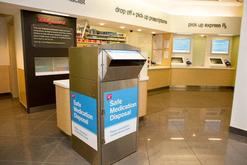 Michigan will have 28 medication disposal kiosks in Walgreens across the state.