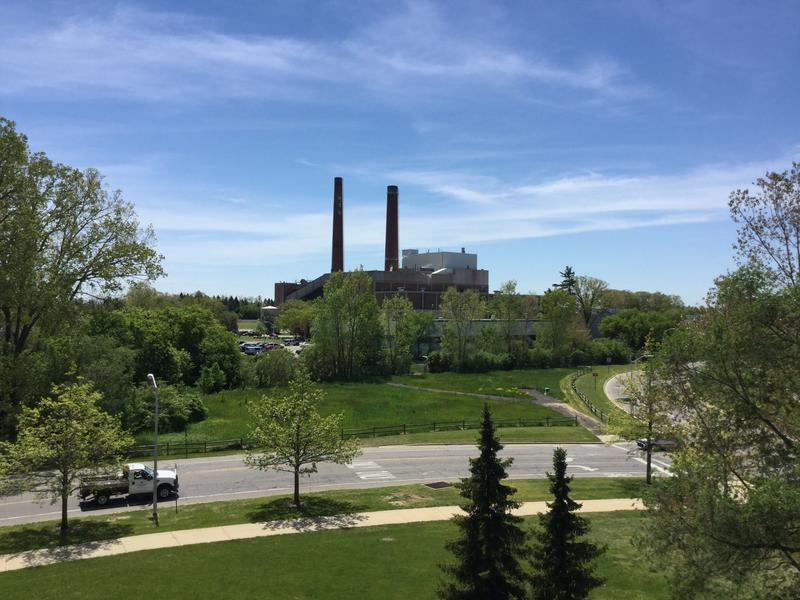 MSU power plant