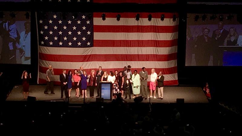 Michigan Democratic convention