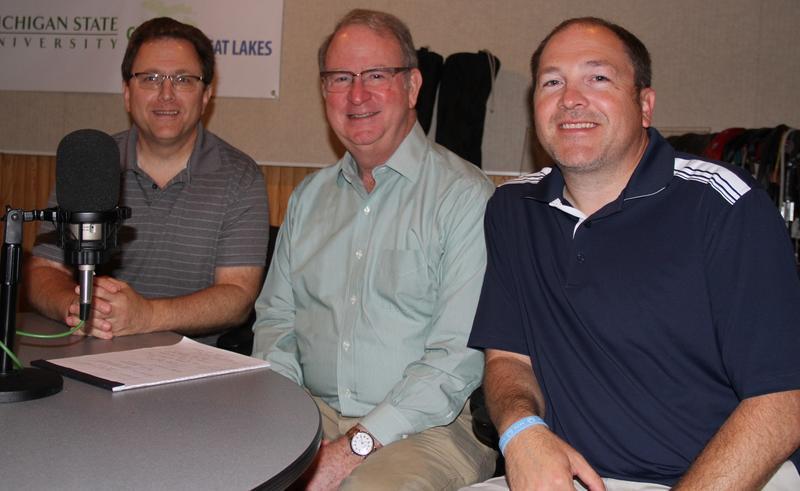 Arnold Weinfeld, Charles Ballard, Eric Scorsone