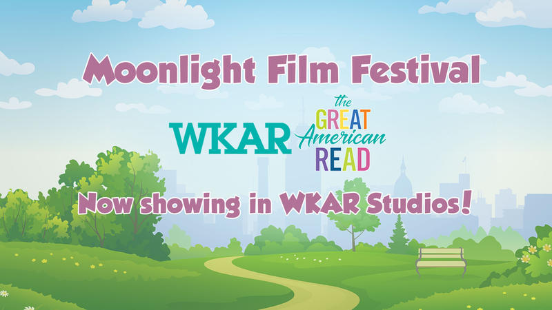 Moonlight Film Festival: WKAR and The Great American Read - Now showing in WKAR Studios!