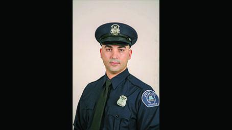 Officer Fadi Shukur