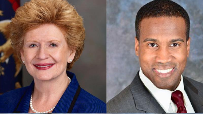 Debbie Stabenow, John James