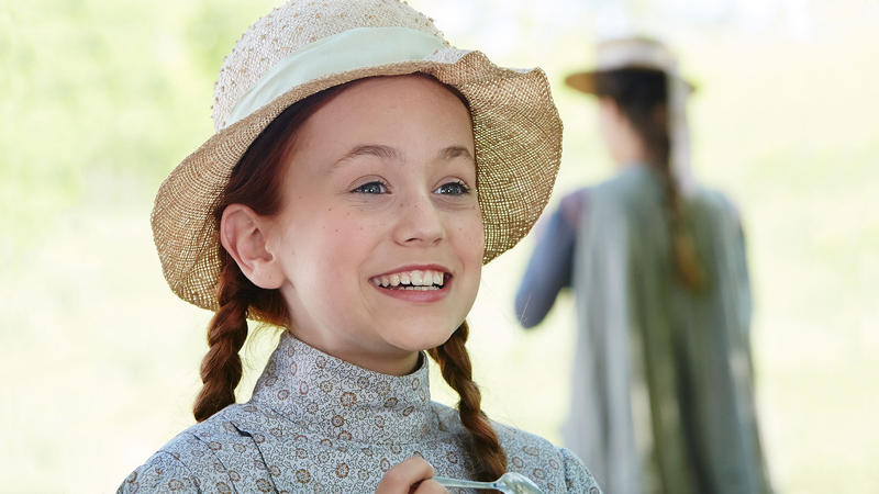 Ella Ballentine as Anne Shirley