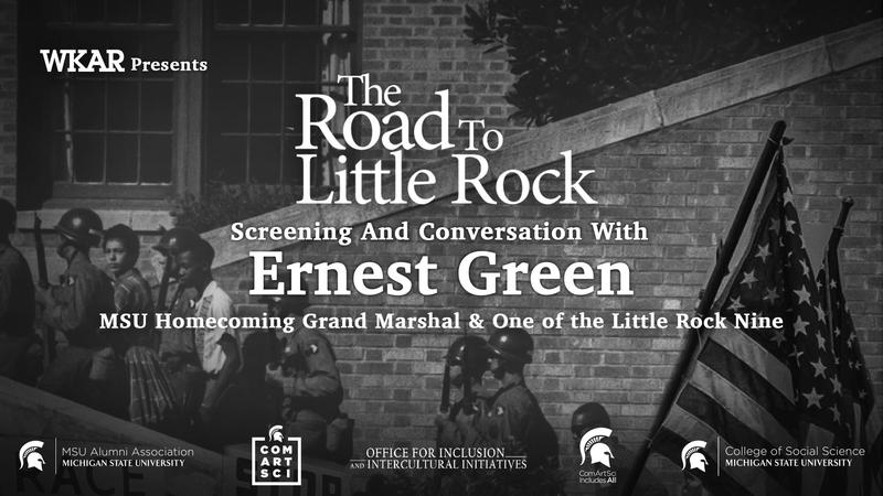 WKAR Presents The Road to Little Rock Screening and Conversation with Ernest Green
