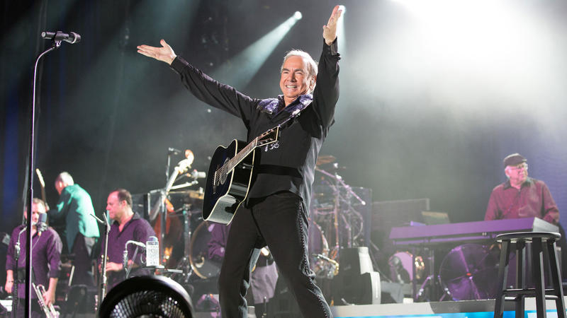 Neil Diamond at the Greek Theatre, 8/11/2012