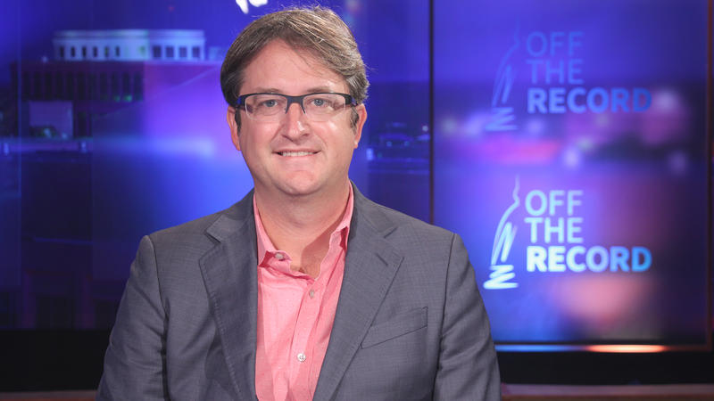 GOP Consultant, John Yob appearing on Off the Record with Tim Skubick.