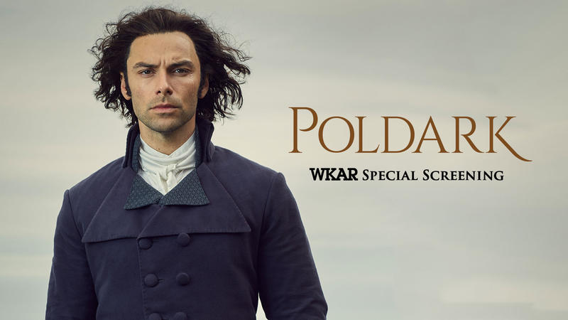 Poldark: WKAR Special Screening