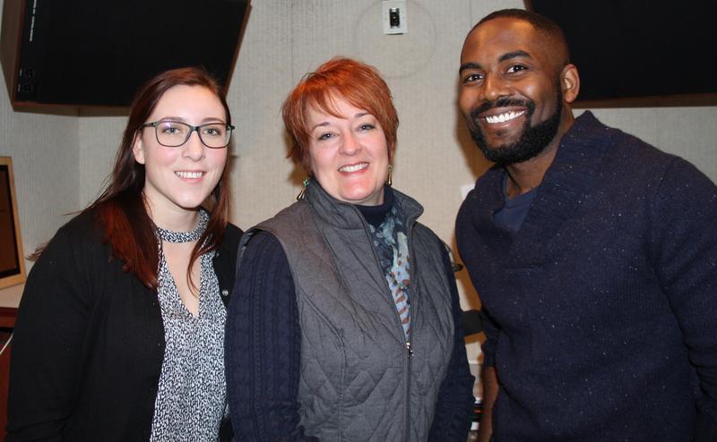 Mariah Sloat, Kelly Schweda, Lemoine Joseph