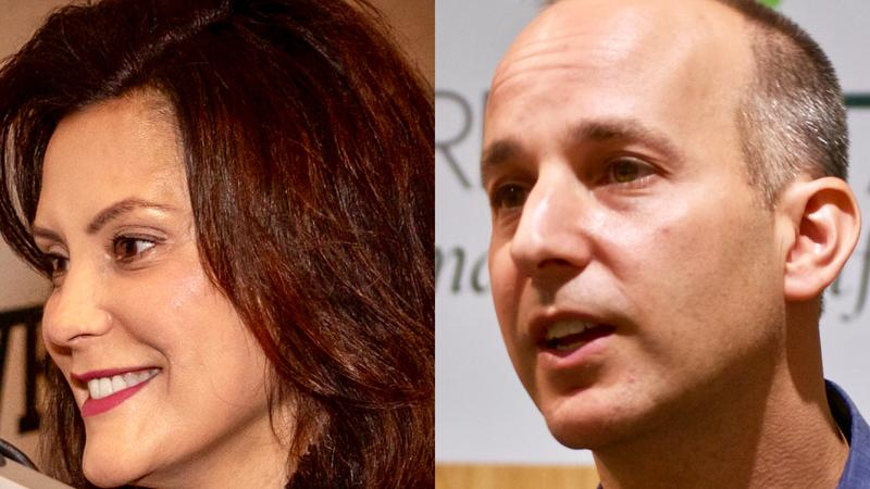 Gretchen Whitmer, Andy Schor
