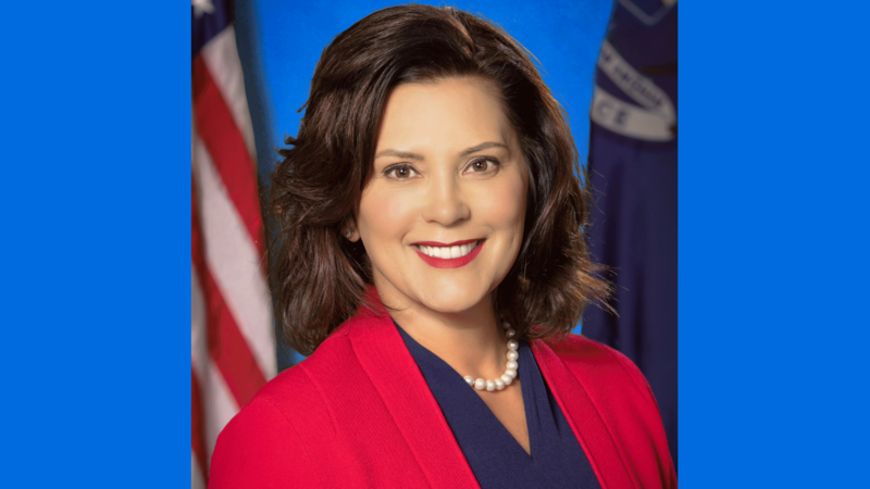 portrait: Whitmer