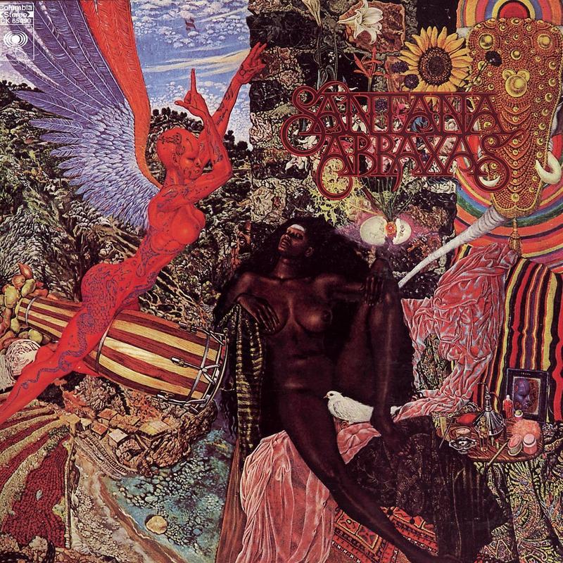 Abraxas album cover
