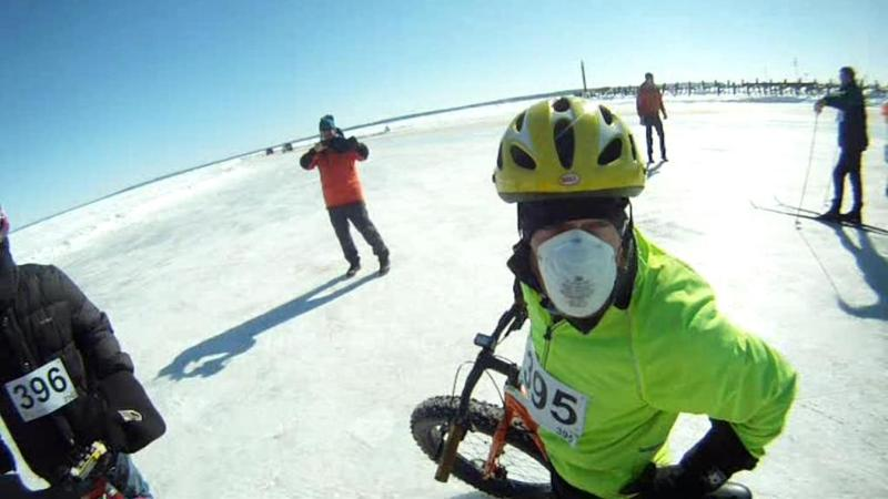 The North Coast Cycling Association will hold its  Bike Across Water race this weekend on Lake Superior.