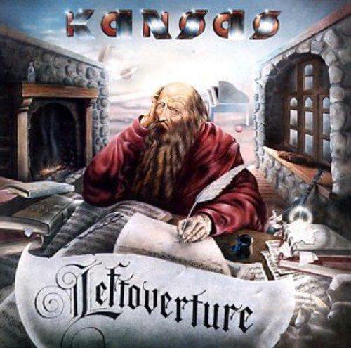 Leftoverture album cover