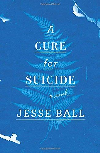 A Cure for Suicide book cover