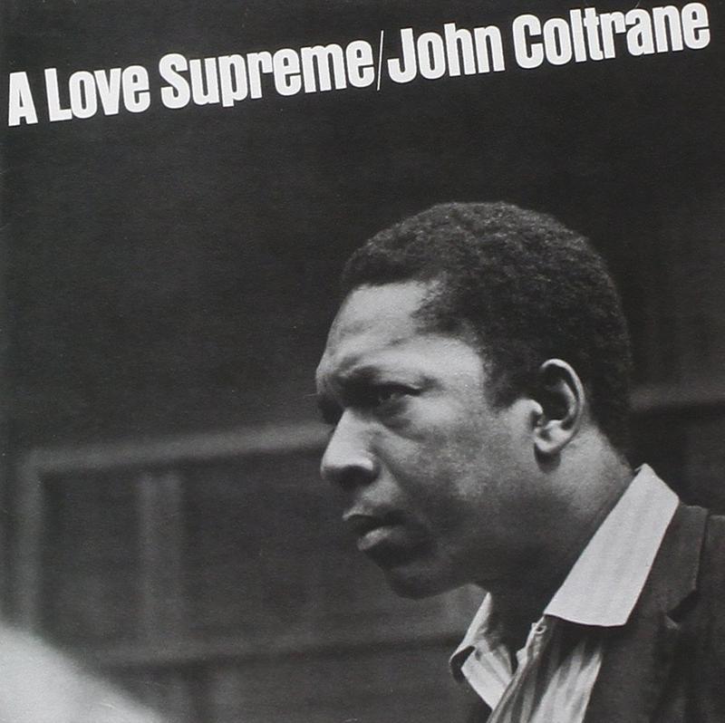 A Love Supreme album cover