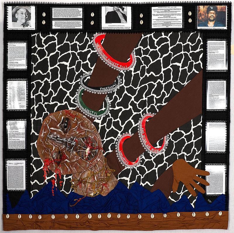 AIDS quilt photo
