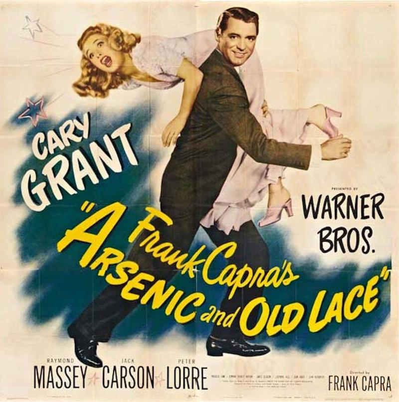 Arsenic and Old Lace movie poster image