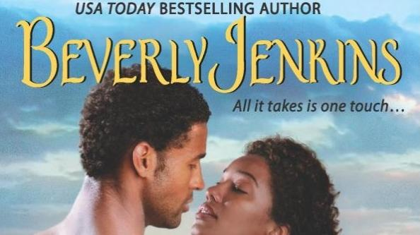 Beverly  Jenkins 'Breathless' book cover