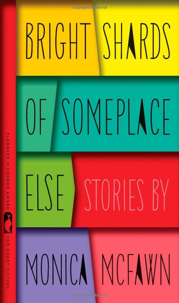 Bright Shards of Someplace Else book cover