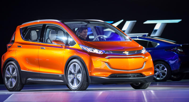 Chevy Bolt photo