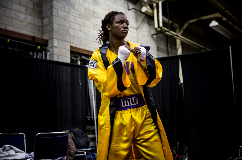 Claressa Shields photo