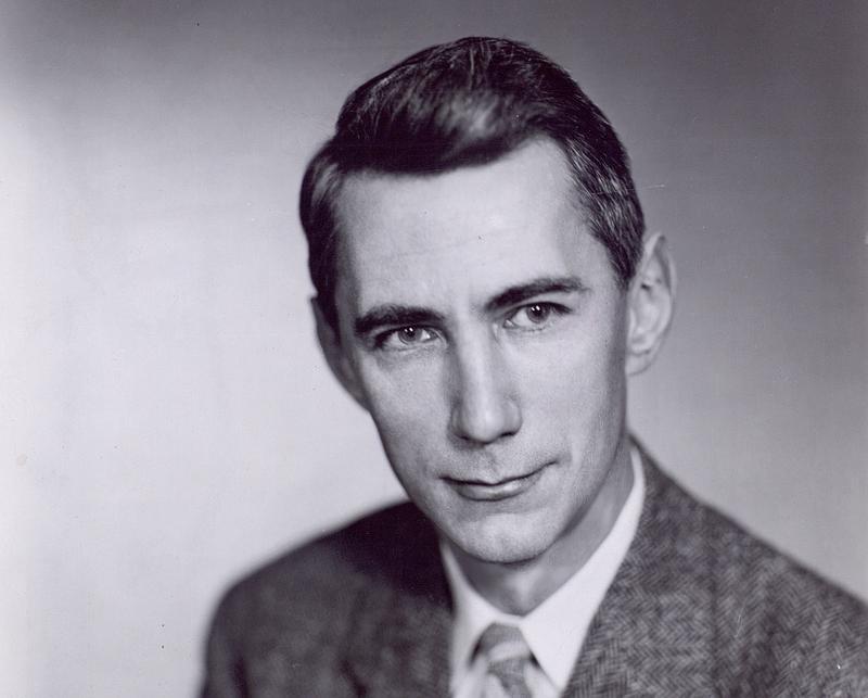Claude Shannon photo