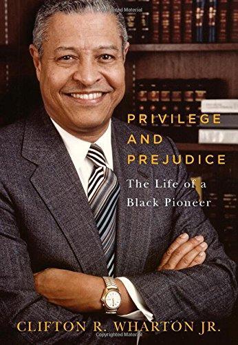 Clifton Wharton book cover