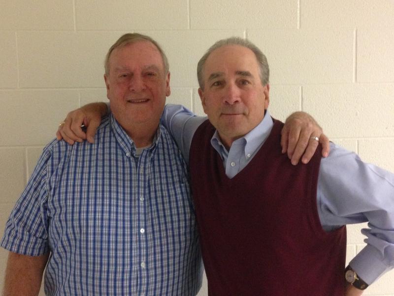 Doug Pollard and Bob Every photo