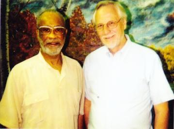 Maurice Henry Carter and Doug Tjapkes photo