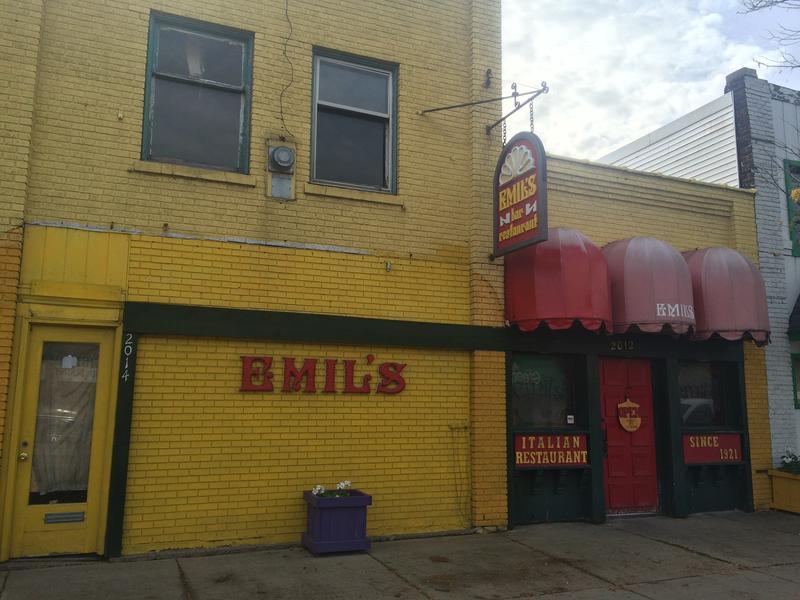 Emil's exterior photo