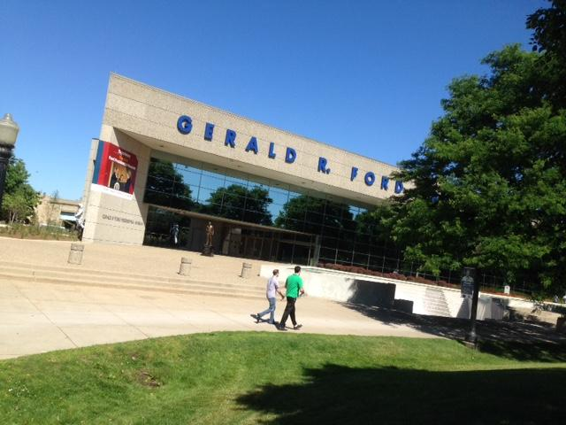 Gerald R. Ford Presidential Library and Museum photo