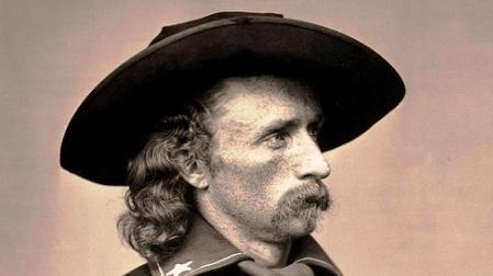 George Armstrong Custer photo