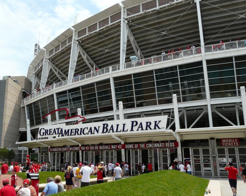 Cincinnati stadium photo