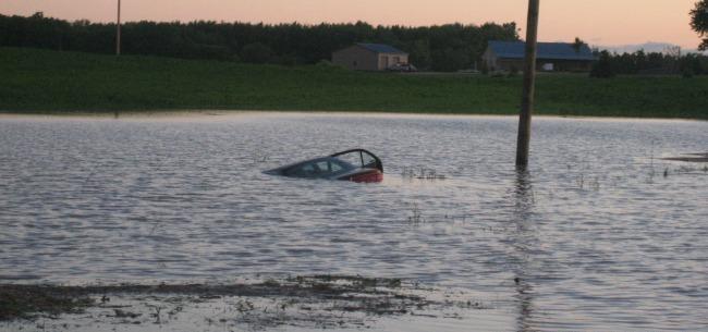 Mary Pline car photo