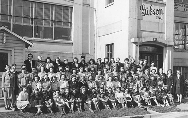 Kalamazoo Gals vintage photo