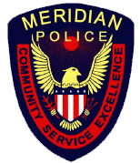 Meridian Township Police patch
