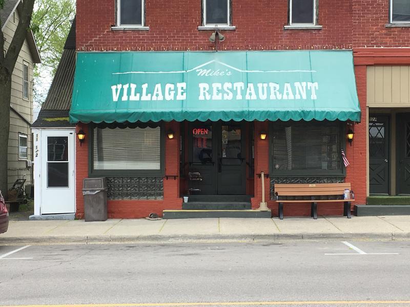 Exterior photo, Mike's Village Restaurant