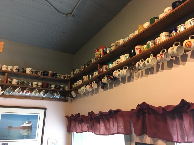 Coffee mugs photo