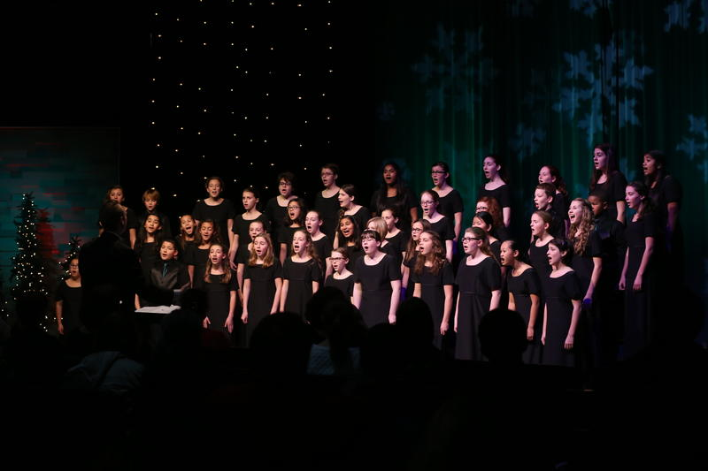 MSU Children's Choir photo