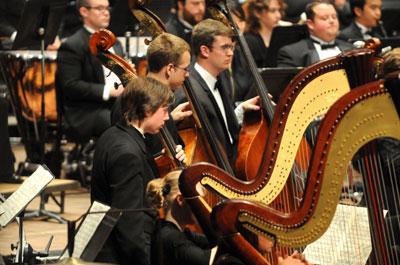MSU Symphony Orchestra photo