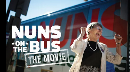 Nuns on the Bus movie logo