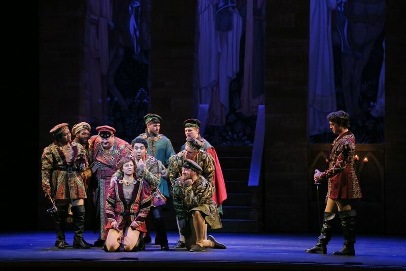 Romeo and Juliet opera photo