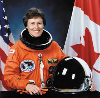 Dr. Roberta Bondar photo